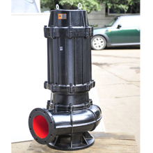 submerged centrifugal water sewage drainage pump bqw pumps