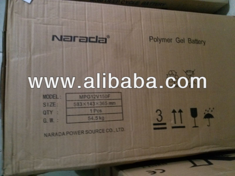 Narada Batteries available in Pakistan