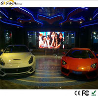 High brightness P4 outdoor hd led video wall for displaying sex girl