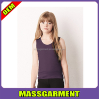Baby Ribbed Tank Top Tank Top Girls Juniors Tank Top