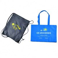 New recycle recycling shopping bags