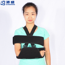 Ce approved breathable adjustable shoulder medical support foam arm sling on sale