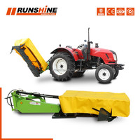 2014 Runsing Machinery Co., Ltd New Design DRM series tractor grass disc mower