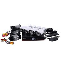 Jortan CCTV kits DVR Camera Kits
