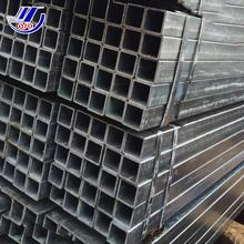 steel powder coated 4x4 metal fence posts galvanized square tubing prices