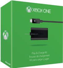 high quality play and charge kit for xbox one controller