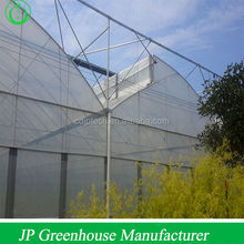 Special Design for Greenhouses Tropical Climate