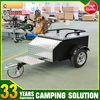 Ecocampor Pull Behind Motorcycle trailer/luggage trailer For sale
