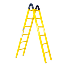 Double Sided Stepladder Step Reinforced Plastic(frp) Grp Fiberglass Ladder