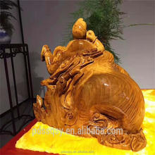 2017 new products phoebe zhennan decoration gifts handicrafts wooden carving