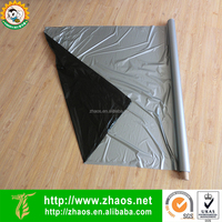 Sliver/black pre- strech mulch film with competitive price