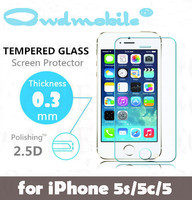 QWD factory price Full screen Size Tempered Glass Screen Protector with Silk Printing