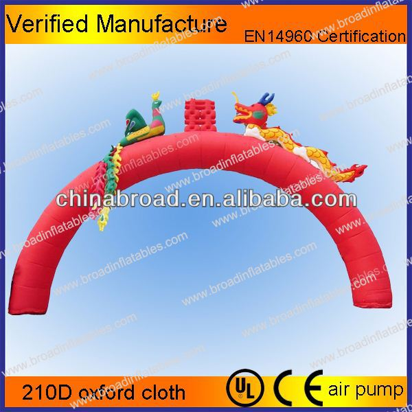 HOT-selling durable and nice arch for greenhouse