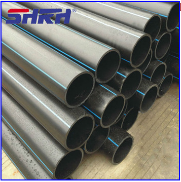 PE80 PE100 HDPE Pipe List Domestic Underground Water Supply High Quality