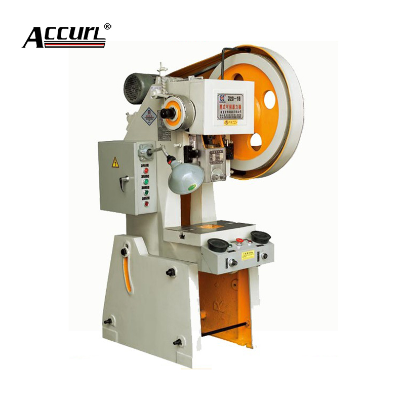 "INT'L Brand-""AccurL""C-Type High-Speed hydraulic metal hole punch press machine"