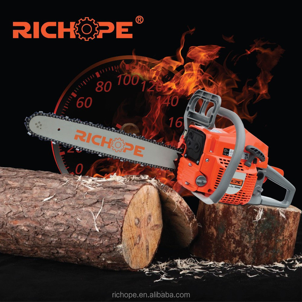 Good quality chinese wholesale anime merchandise chain saw for farm use