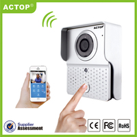 New night vision and video recording peephole door wifi camera, Wifi Digital Peephole Door Viewer