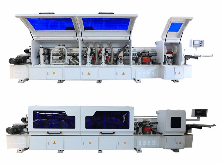 Fast delivery latest design curve edge banding machine for sale