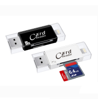 USB 3.0 card reader & mobile credit card readers for iphone
