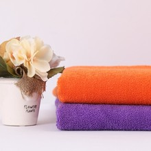 Stock high quality super warp knit stretch terry cloth towel 100% polyester microfiber fabric