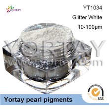 silver white pearl pigment metallic epoxy 3d floor pearl pigment for floor coating powders