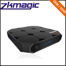 Large stock factory Zkmagic international satellite tv receiver R2 world max tv box