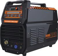heavy duty cheap mig welding machine with MMA and TIG for Aluminium