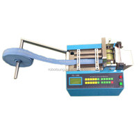 Automatic Ribbon Cutting Machine Belt Cutting