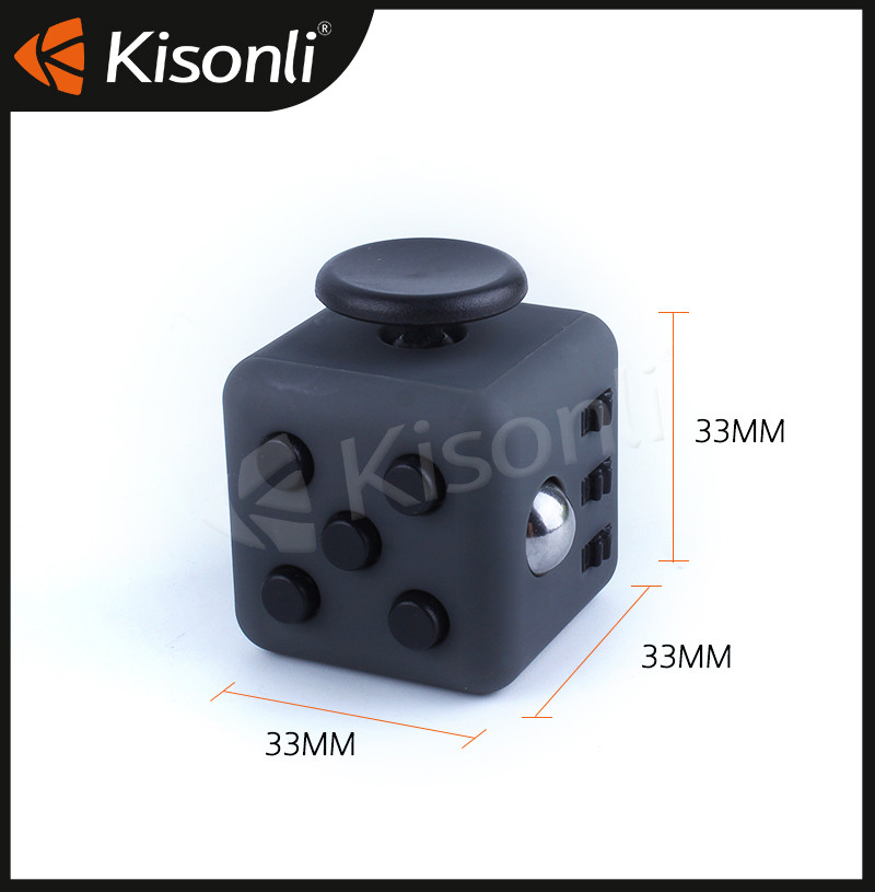 Fun Stress Reliever Gifts Fidget Cube Anxiety and Stress Juguet For Adults Fidget cube Desk Dice Toys