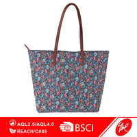 Personalised Flowers Pattern Shoulder Bag