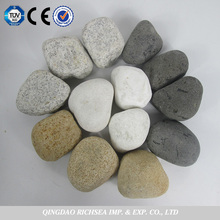 Landscaping Pebbles Rocks Big Natural River Unpolished Pebble Stone