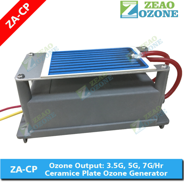 Factory direct supply long life 5g/h ceramic plate ozone generator parts