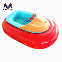 2017 popular battery kids inflatable boat, mini inflatable bumper boat for swimming pool