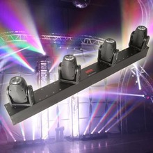 4X12W RGBW 4in1 LED Beam bar Moving Head stage lighting