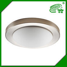 UL Aluminum outer ring luxury 12 inch LED ceiling light
