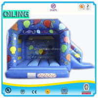 china manufacturing wholesale garden party use inflatables kids cartoon themed bouncy castle bouncers for sale