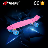 best price high quality fish skate board plastic hot selling