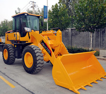 3t chinese heavy equipment front end wheel loader