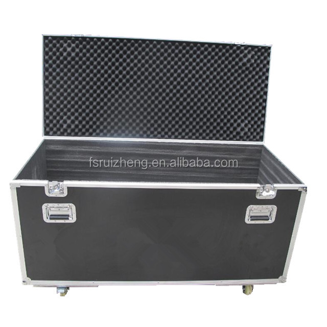 Heavy Duty Utility Trunk Road Transport Storage case Aluminum Flight Case