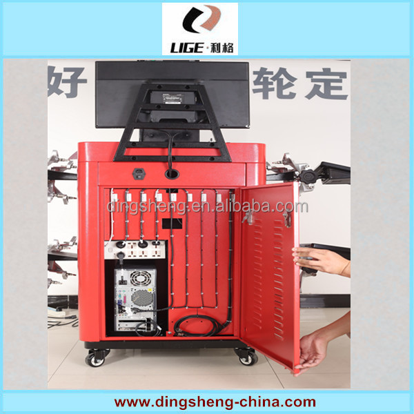 workshop tools equipment,Computer wheel alignment Diagnostic machine for cars DS-9