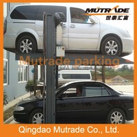 used four post car elevators for sale with cheap price