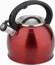 non electric enamel coated tea kettle/water travel kettle stainless steel