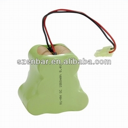 Rechargeable NiMH battery SC 1800mAh 8.4V for cordless phone