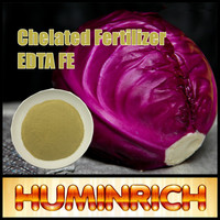 Huminrich Chelated Fertilizer Plant Micro Micronutrient Edta Iron Powder