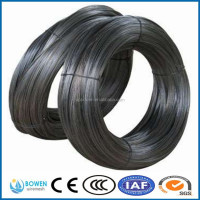 low price soft black annealed wire/binding wire/tie wire 18 gauge/1.25mm China Anping directly factory