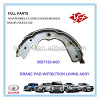 3507120-K00 Great Wall Hover Brake Pads
