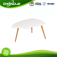 Top Grade 2015 Unique Design White Mdf Coffee Table