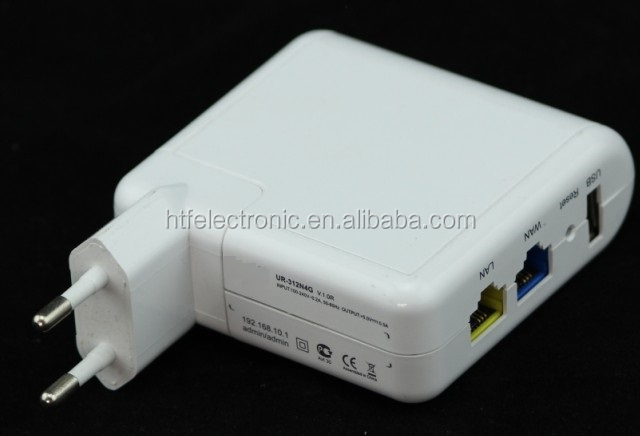 seamlessly 150M 2p network cable satellite wireless router with sfp port