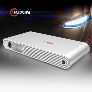 ANSI 300 Lumens DLP Smart Projector with Play Store APP Free Download