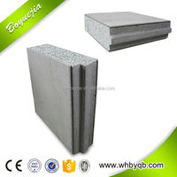 Sound Insulation EPS Cement Sandwich Nonflammable Wall Panel
